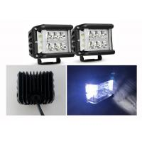 """Cheap 45W 4.5"""" Square LED Driving Lights 6500k Offroad Truck Work Lights 3800 Lumen for sale"""