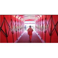 Buy cheap Waterproof Durable Sports Facility And Accessory Folding Football Player Tunnel from wholesalers