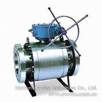 Cheap A350 LF2 Forged Steel Ball Valves for sale