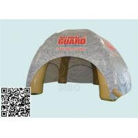 Cheap Durable Inflatable Air Tent Dome 2m Small Digital Printing For Rental for sale