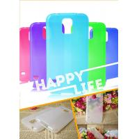 Cheap Blue TPU Gel Case Cover For S5 i9600 for sale