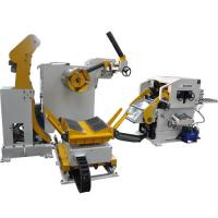 Cheap 800mm Stock Width Steel Coil Linear Machine  / Automatic Straightening Machine for sale
