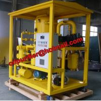 Cheap Double Stage Vacuum Oil Purifier Machine, Transformer Oil Dual Distillation System for sale