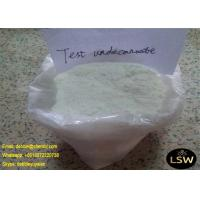 Cheap Testosterone Anabolic Steroid Test Undecanoate CAS 5949-44-0 White Powder for sale