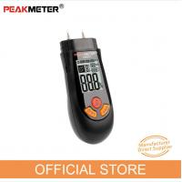Cheap Fast Response Wood Moisture Tester Low Energy Consumption With LCD Display for sale