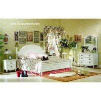 China White wood bedroom furniture bedroom furniture beds bedroom sets wooden bedroom furniture sets on sale
