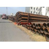 Cheap API 5L Grade A B ERW Steel Pipe Cold Drawn For Transferring Oil / Natural Gas for sale