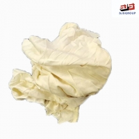 Cheap Good Quality Cut Pieces Absorbent Oil Light Color Mixed T Shirt Industrial Cotton Rags for sale