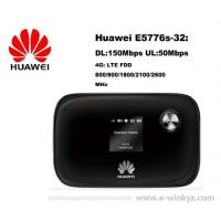 Buy cheap UNLOCKED Original HUAWEI E5776 150Mbps 4G LTE MOBILE MIFI WIFI Wireless Router from wholesalers