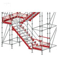 Cheap Multi Purpose  Aluminum Scaffold Platform Stage /  Kwikstage Scaffolding System for sale