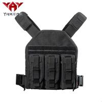 Buy cheap Black 1000D nylon Adjustable Tactical Gear Vest For Combat Training from wholesalers