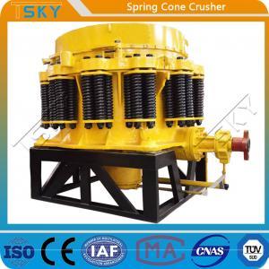 Cheap PYBT1200 Spring Cone Crusher High Efficiency Stone Crushing Machine for sale
