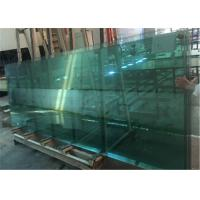 Cheap Tempered Shower Doors Window Insulated Laminated Glass for Building for sale