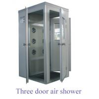 Buy cheap Stainless Steel Air Purifier Filter , Air Shower Clean Room For Two Person from wholesalers