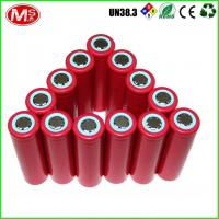 Cheap 3.2V 1350 MAH 18650 Lithium Rechargeable Battery 1500 Times Cycle Life for sale