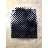 Cheap Highly Difficult 6063T5 Black Anodized Heatsink Cnc Machining Part With CNC Machining Drilling And Milling for sale