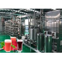 Cheap Food  Industry Blueberry Processing Plant 220v Low Power Consumption for sale