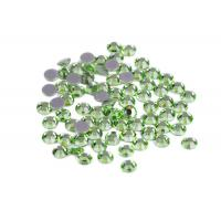 Cheap Good Stickness Hot Fix MC Rhinestone For Sweaters , Jeans And Veils for sale