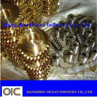 Cheap High Precision Transmission Spare Parts Spider Gear Shaft / Miter Gear for sale