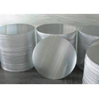 Cheap 3mm Thick 1100 Aluminium Circles DC Rolled Polished For Cookware Pot Making for sale