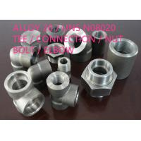 Cheap UNS N08020 / Incoloy® Alloy 20 Special Alloys For Medical Melting Range 2520 - 2600℉ for sale