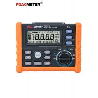 Cheap Auto / manual range RCD Loop Tester Digital Multimeter for GFCI  Trip - out Current / Time for sale