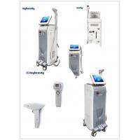 Cheap 20 Million Shots 808nm Diode Laser Hair Removal Vertical Model For Clinic for sale