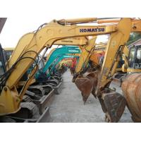 Cheap 0.2m3 Dipper Capacity Used KOMATSU Excavator 2012 Year Made 28.5 Rated Power for sale