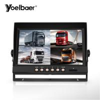 Buy cheap AHD Screen MDVR Recording Car Video Lcd Monitor 9 Inch High Brightness 500cd/m2 from wholesalers
