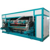 Quality Waste Paper Egg Tray Machine Fully Automatic Single Drying Layer wholesale