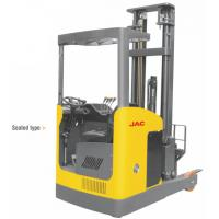 Cheap Seated Type 1 Ton Electric Reach Fork Truck Counterbalanced For Warehouses for sale