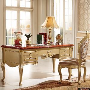 Cheap Bedroom Furniture Antique Home Office Wood Desk for sale