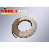 Cheap Convenient Welding Copper Nickel Foil Bright Surface With Mill Edge for sale
