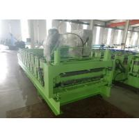 Cheap Automatic Hydraulic cutting Roof And Wall Panel Steel Sheet Roll Forming Machine for sale