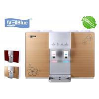 Cheap Direct Drinking Reverse Osmosis Water Purifier With Heating Function Easy Install for sale