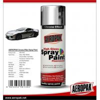 Cheap Popular Decorative Wholesale Auto Mirror Chrome Aerosol Spray Paint Car Spray Paint for sale