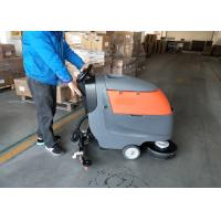 Cheap Efficiency Walk Behind Scrubber Dryer For Small And Coarse Marble Floor for sale