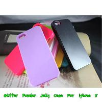 Shiny Back Case Cover For Apple Iphone 5 5G 5th -Multi Color