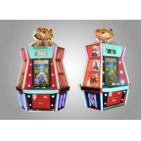 Cheap Ticket Out Redemption Game Machine / Coin Pusher Game Machine for sale