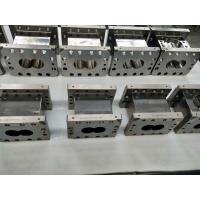 Buy cheap JSW TEX65aII Parallel Extruder Machine Parts HIP Material WR13 Linner from wholesalers