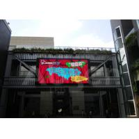 China Outdoor P5 LED Sign Module 1/16 Scan 640*640mm Cabinet IP65 64*32 Resolution on sale