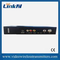 Cheap Long Range Wireless Audio Video COFDM Transmitter And Receiver System With H.264 for sale