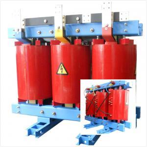 Cheap Railway Dry Transformer 10 KV - 200 KVA Self Extinguishing for sale