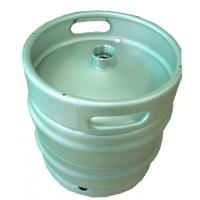 Cheap German Type 30 Litre Beer Keg , Beer Barrels For Home Brewing SGS Certificated for sale