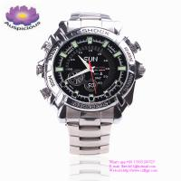 Cheap High Quality  Smart HD 1080 Audio Video Digital Wrist Hidden Spy Watch Camera Made In China Factory for sale