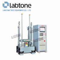 Buy cheap 50kg Load Shock Impact Test Machine Meet UL1642 With11ms 50g For Lithium Battery from wholesalers
