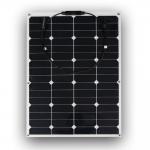 Cheap PET flexible solar panel 60 Watt flexible solar panel 12v RV Flexible Solar Panels for sale