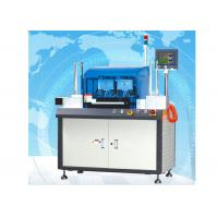 Buy cheap Shaped Smart card die cutting machine One Operator , 1.5kw smart card making equipment from wholesalers
