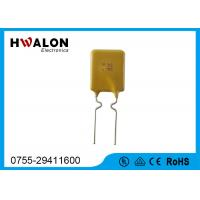 Cheap 75A 72v Resettable Thermal Fuse Pptc Thermistor For Communication Equipment for sale