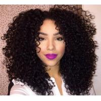 luster real virgin brazilian remy curly human hair